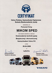 © MIKOM-SPED Transport - Spedition